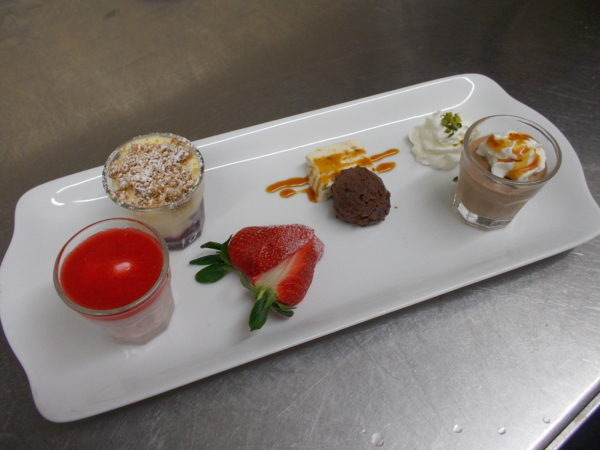 Catering, Catering Solothurn, Desserts