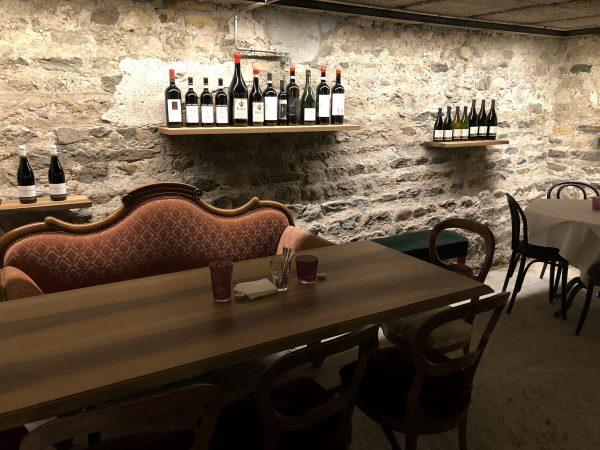 Wein Solothurn, Burgund Wein, Location Solothurn