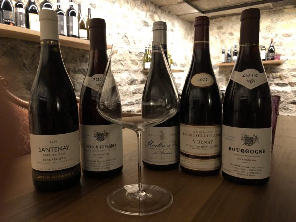 Burgund Wein, Staldenwein, Weinkeller Solothurn