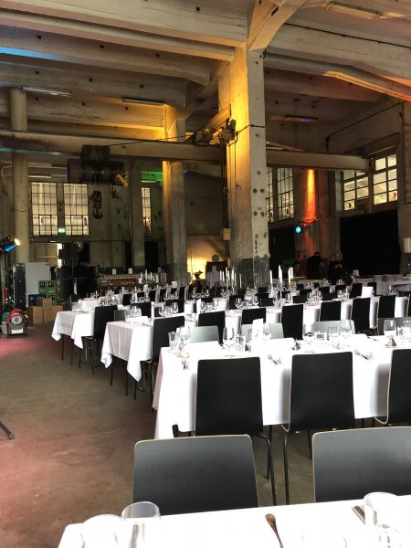Catering Solothurn, Catering, Attisholzareal
