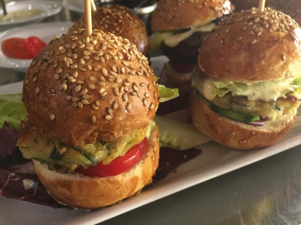 Catering Solothurn, vegetarisch, Fingerfood